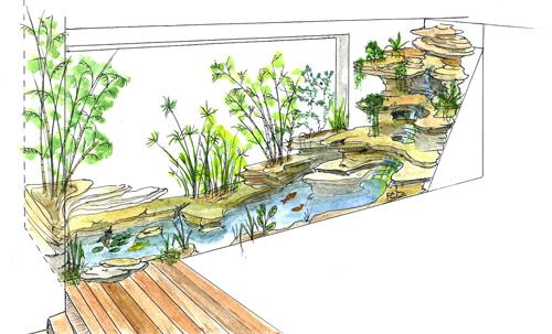 Design piscine bassin naturel colombes 2123 piscine molitor piscine municipale hyeres - Jardin fleuri lyon colombes ...